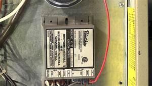 Coleman Model Cgu Gas Furnace No Fire  Inducer Runs  Part 3