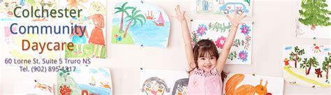 preschools in colchester colchester community daycare 60 lorne st suite 5 truro ns 159