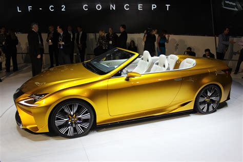 Lexus Cancels Rc Convertible, Focuses On New Crossover