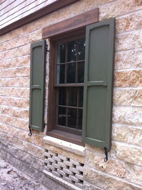 optional types  exterior window treatments homesfeed