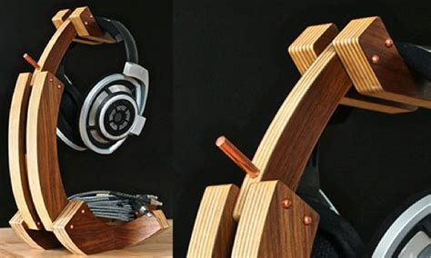 Cool Unique Headphone Vr Gaming Headset Holders And Stands For Sale by 30 Cool Headphone Stands Earphone Holders To Make A