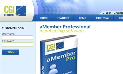 Membership Content Protection And Access In Amember