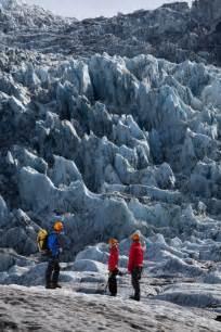 Iceland Glacier National Park Map