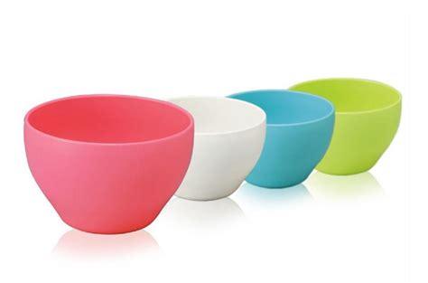 1pc X Japan Inomata Plastic Bowl Rice Bowl Fruit Bowl Soup