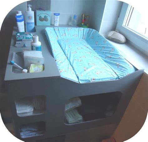 chambre bébé pratique 17 meilleures idées à propos de tables à langer sur