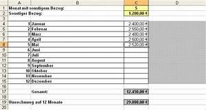 Lohnabrechnung Berechnen Kostenlos : excel aufgaben zum lohnsteuerabzugsverfahren sonstige bez ge ~ Themetempest.com Abrechnung