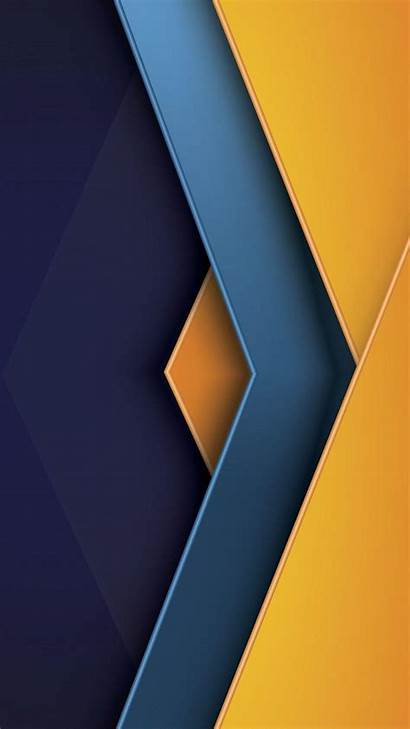 Yellow Abstract Background Orange Wallpapers 1080 1920