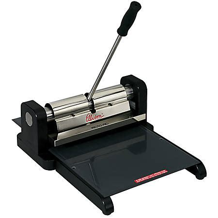 Ellison Die Cut Machine Prestige Pro By Office Depot