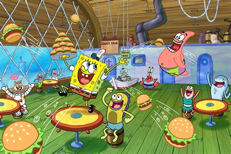 Spongebob Squarepants Renewed Through 2019
