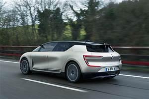 Peugeot Voiture Autonome : voiture autonome sans les mains au volant du renault symbioz vid o photo 2 l 39 argus ~ Voncanada.com Idées de Décoration