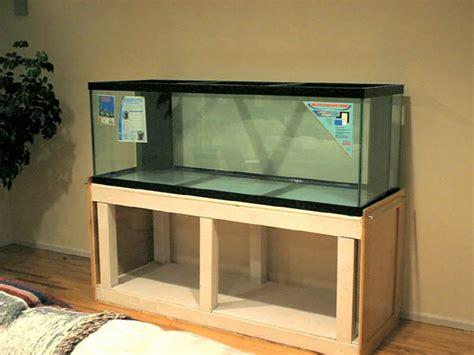 diy aquarium stands  plans guide patterns