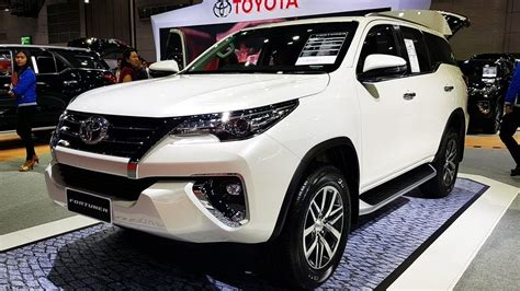 The New 2019 Toyota Fortuner All Type Concept Limited