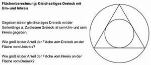 Binomialverteilung Berechnen : fl chenberechnung gleichseitiges dreieck mit umkreis und ~ Themetempest.com Abrechnung