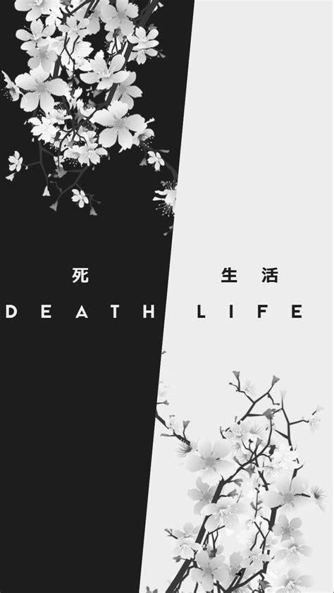 anime black and white wallpaper aesthetic