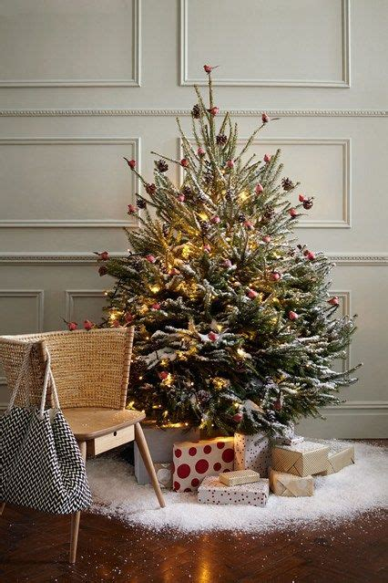 for those who want a classic tree without an overdose of