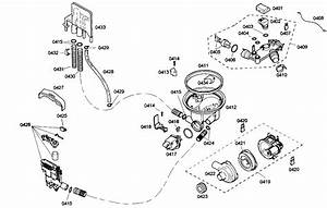 Bosch She55m02uc  48 Dishwasher Parts