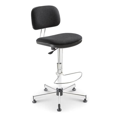 sgabello ergonomico sgabello da lavoro ergonomico e regolabile mod 1215