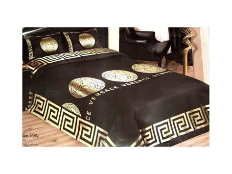versace duvet cover versace bedspread set jacquard bed cover home medusa