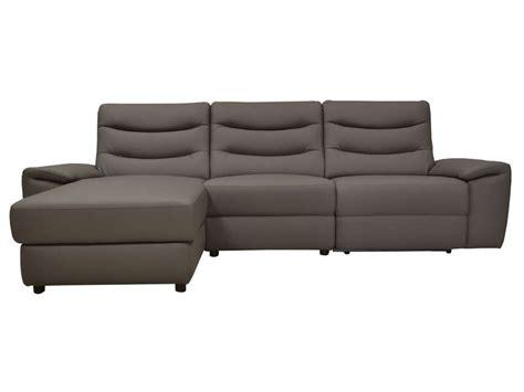canapé electrique conforama canapé d 39 angle gauche de relaxation électrique foster