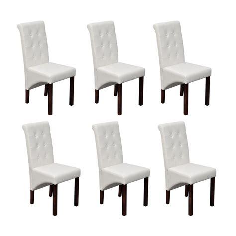 Weiße Stühle Esszimmer by Esszimmer St 252 Hle Klassik 6 Stk Wei 223 G 252 Nstig Kaufen