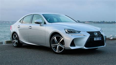 luxury lexus 2017 lexus is350 sport luxury 2017 review carsguide