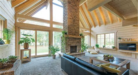 pourquoi choisir une maison en bois massif