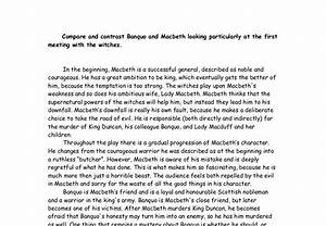 College Essay Papers Character Analysis Of Lady Macbeth Essay Proposal Essay Topic also Essay Examples High School Character Of Lady Macbeth Essay Canadian Essay Writing Service  Health Essay Writing