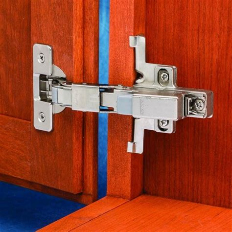 installing european hinges on face frame cabinets how to install partial inset cabinet door hinges