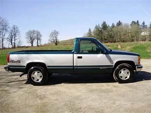 Purchase Used 1996 Chevrolet Silverado 4wd C  K1500 Adult