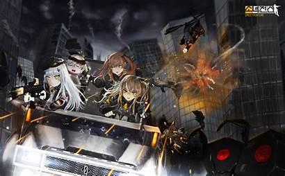 Frontline Ump45 Hk416 Ump9 Anime G11 1090