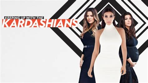 Resumed Tv Series by Keeping Up With The Kardashians Filming Resumes On E Tv
