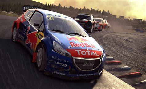 Jeux sur le thème rally. Test DiRT Rally sur PS4 et Xbox One