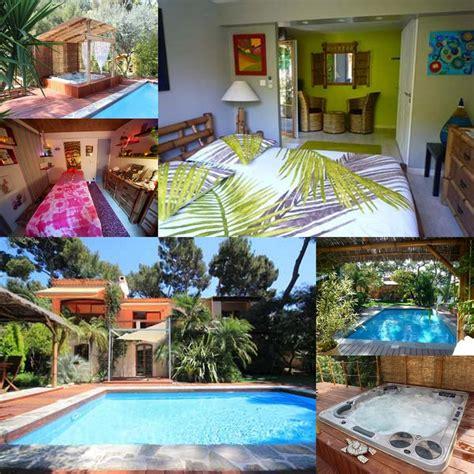 chambre d hotes avec spa chambre d hôtes avec spa et piscine à hyeres dans le var