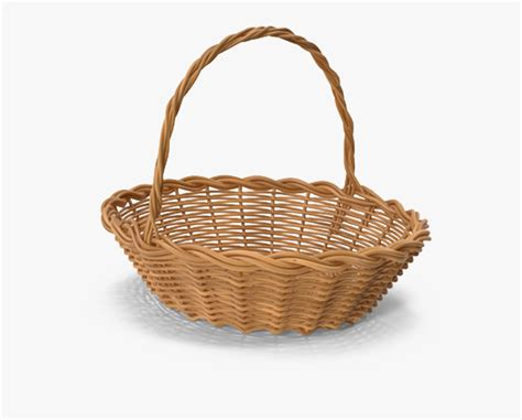 Search images from huge database containing over 360,000 cliparts. Easter Basket Clip Art - Transparent Gift Basket Empty, HD ...