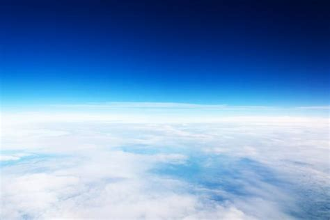 View Of The Sky aerial view of the sky free stock photo domain