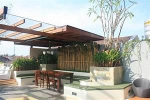 Que Mettre Sur Le Toit D Une Pergola : d co terrasse moderne consultez notre guide sp cial ~ Melissatoandfro.com Idées de Décoration