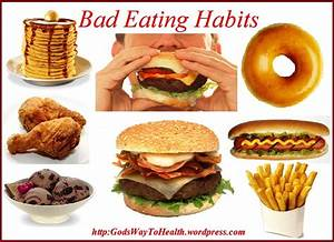 Unhealthy Eating. What Not To Eat. - Lessons - Tes Teach