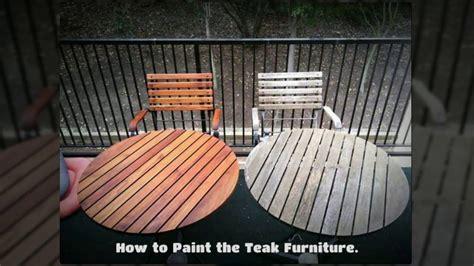 painting teak wood furniture     brand