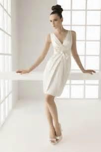 robes de mariã e simple robe de mariée simple et courte