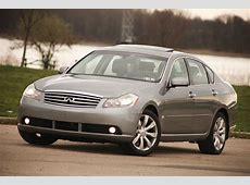 2006 Infiniti M35x, AWD, Dealer Serviced, CarFax Certified