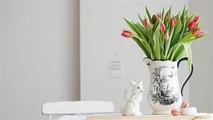 Rosa Deko Wohnzimmer : osterdeko trends 2017 rosa landhausstil und kreativer tischschmuck ~ Frokenaadalensverden.com Haus und Dekorationen