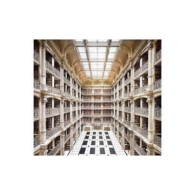 Peabody Library BaltimoreGoPinterest