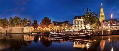City tour in the Netherlands, Breda the pearl of the South ...