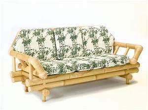 Canapé En Bambou : salon bambou complet prix du salon 799 euros 50 euros de frais de livraison correasdiscountmeuble ~ Melissatoandfro.com Idées de Décoration