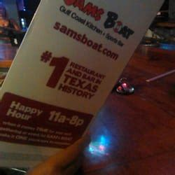 Sam S Boat Restaurant Lake Conroe by Sam S Boat 26 Photos Seafood Montgomery Tx