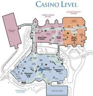 Mgm Grand Foxwoods Floor Plan by Ct Casinos