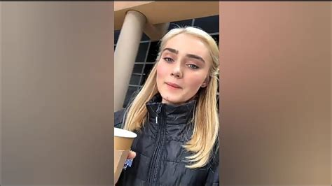 Meg Donnelly Zombies Live From Shooting Location
