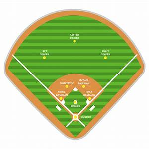 Softball Rules And Positions