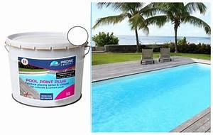 Peinture Pour Piscine : pool paint plus piscine r volutionnaire et conomique ~ Nature-et-papiers.com Idées de Décoration
