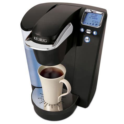 Shop Keurig Black Programmable Single Serve Coffee Maker at Lowes.com